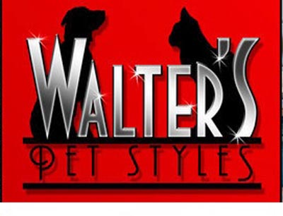 Walter's Pet Styles Super Cool Graphic